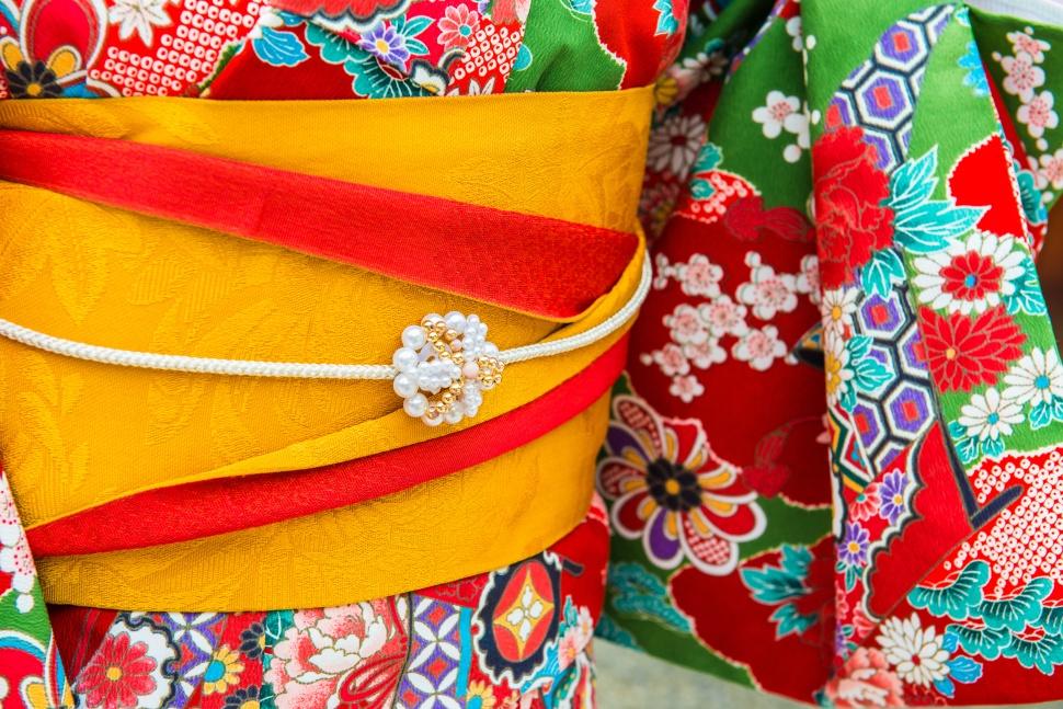 japanese style kimono